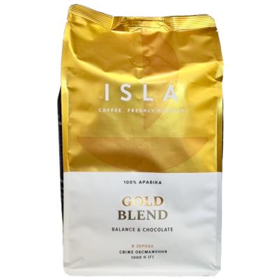 Кофе ISLA GOLD BLEND в зернах