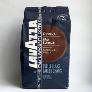 Кофе Lavazza Gran Espresso в зернах