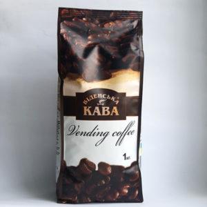 Кофе Віденська кава Vending Coffee в зернах