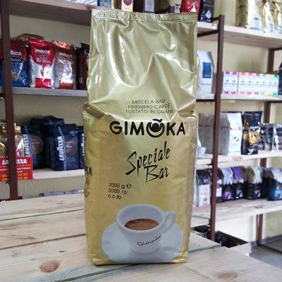 Кофе Gimoka Speciale Bar в зернах 3 кг