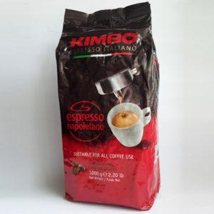 Кофе KIMBO ESPRESSO NAPOLETANO в зернах 1 кг