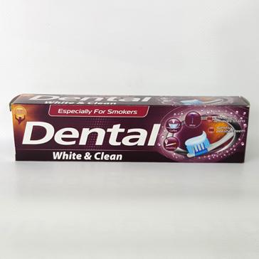 Зубная паста Dental отбеливание для курящих 100 мл