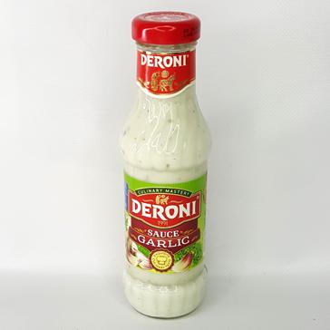 Соус чесночный Deroni 305 г