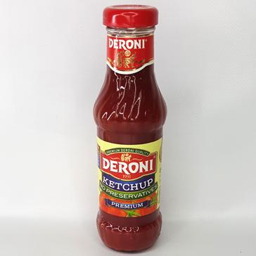 Кетчуп Премиум Deroni 340 г