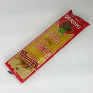 Спагетти DERONI №6 400 г