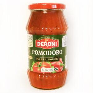 Соус томатный для пасты DERONI POMODORO 510 г