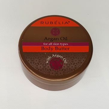 Масло Rubelia для тела с маслом Аргана 200 мл