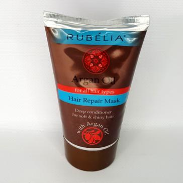 Маска для волос Rubelia с маслом Аргана 150 мл