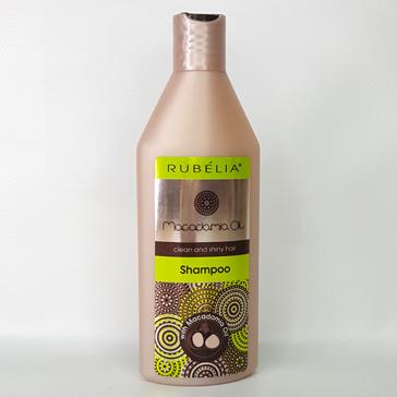 Шампунь Rubelia с маслом Макадамия 200 мл