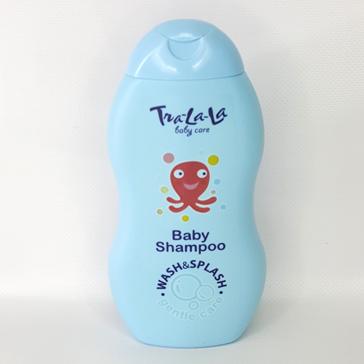 Детский шампунь Tra-la-la 2 в 1 Baby 250 мл (0+)