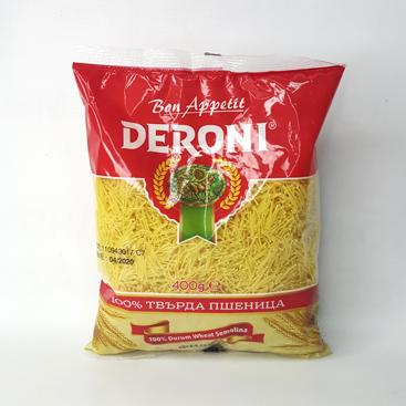Макароны Deroni Вермишель 400 г