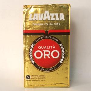 Кофе Lavazza Qualita Oro молотый