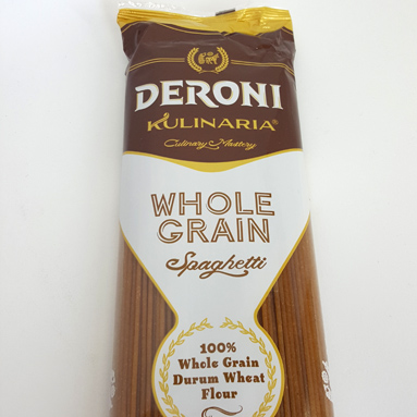 Спагетти DERONI Whole Grain Spaghetti 400 г