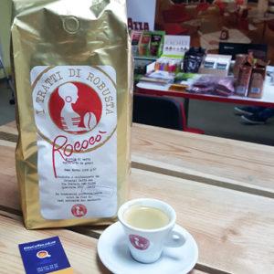 Кофе ORIENTALCAFFE ROCOCO в зернах 1 кг