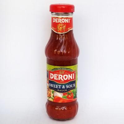 Соус Deroni кисло-сладкий 330 г