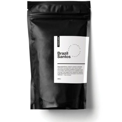 Кофе TUFFLER Brazil Santos молотый 250 г