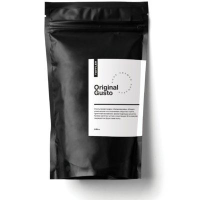 Кофе TUFFLER Original Gusto в зернах 250 г