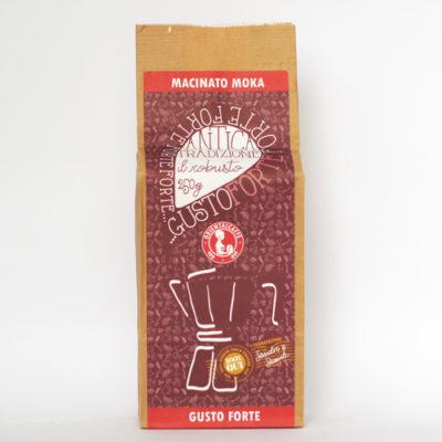 Кофе ORIENTALCAFFE GUSTO FORTE молотый 250 г