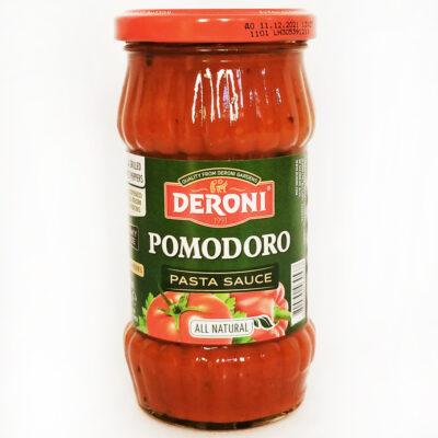 Соус томатный для пасты DERONI POMODORO SAUSE 310 г